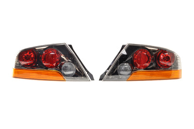 Evo 9 JDM Taillights Pair (8330A119 & 8330A120)