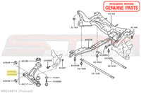 Mitsubishi Front Lower Control Arm - Evo 7/8/9