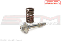 Mitsubishi Exhaust Spring & Bolt O2 to Downpipe - Evo 7/8/9