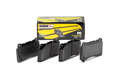 Hawk PC Performance Ceramic Brake Pads for 3000GT and Stealth AWD