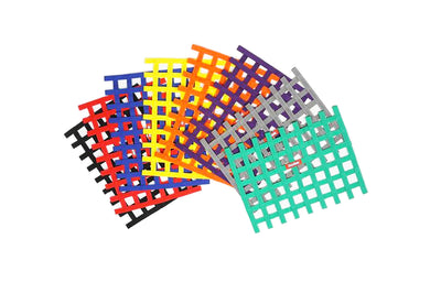 RaceQuip Non SFI Ribbon Window Net Colors