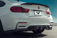 Vorsteher Rear Diffuser For M3/M4 15-18