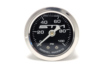 STM 100 PSI Fuel Pressure Gauge