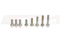 STM Front Cover Bolt Kit for 7-Bolt 4G63 DSM