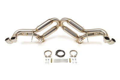 STM Stainless Exhaust for 2017-2019 Audi R8