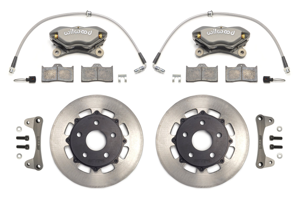 STM Audi RS3 Lightweight Front Drag Brake Kit