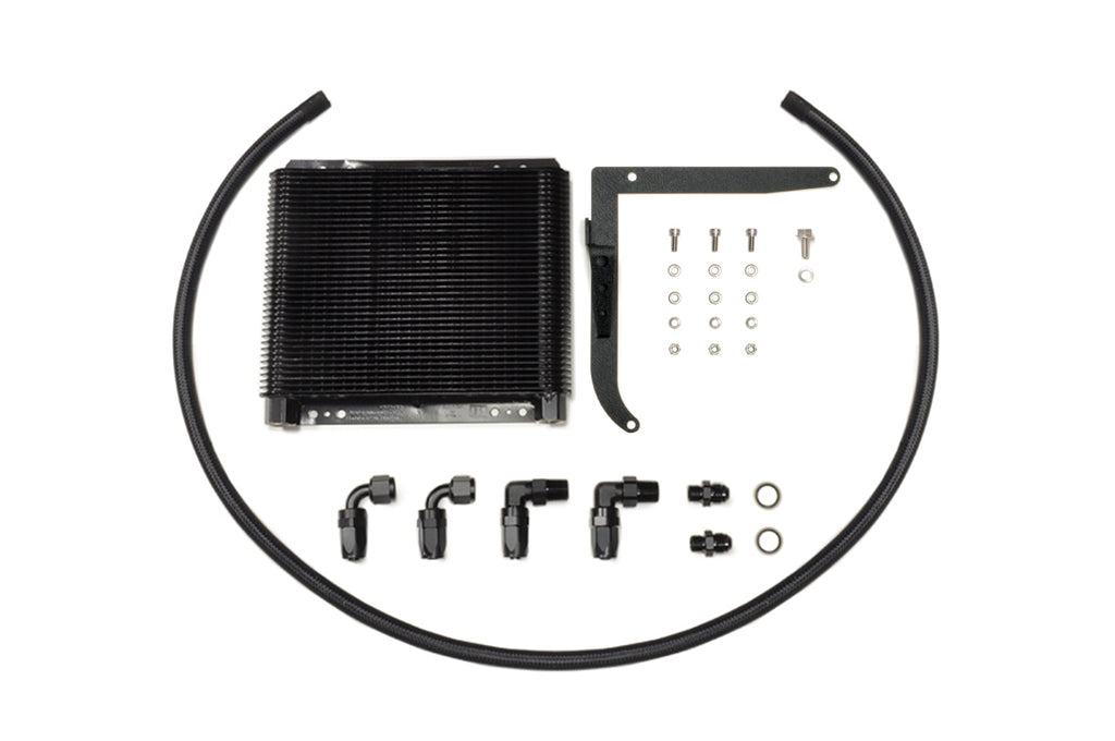 STM Evo 7 8 9 Race Engine Oil Cooler Kit