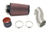 "STM 3.5"" Aluminum SD Intake for Evo 8/9 with -10AN Vent Bung Brushed Aluminum"