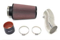 "STM 3.5"" Aluminum SD Intake for Evo 8/9 with -10AN Vent Bung Polished"