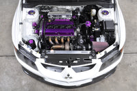 Evo Engine Bay