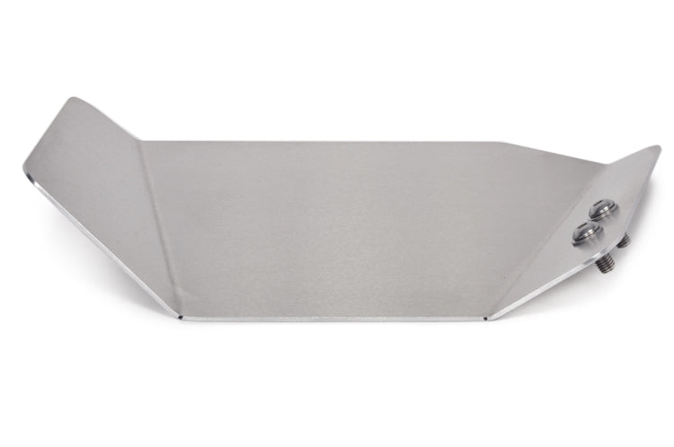 STM Evo X Aluminum Intake Heat Shield Brushed Aluminum Finish
