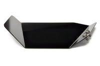 STM Evo X Aluminum Intake Heat Shield Gloss Black Finish