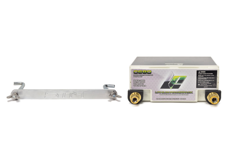 STM Small Battery Kit with LithiumPros C680 for Evo X *Currently Unavailable*