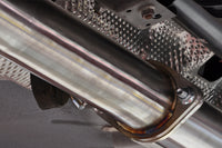 STM Stainless Race Pipe for Evo X