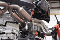 Lamborghini Huracan Titanium Exhaust Installed