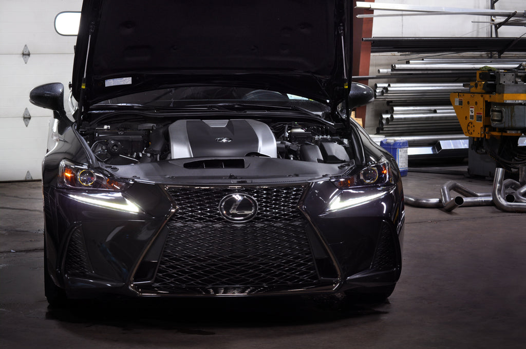 STM Intake for 2016-2019 Lexus IS300