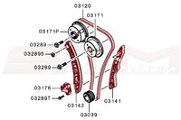 STM OEM Timing Chain Replacement Kit for Evo X