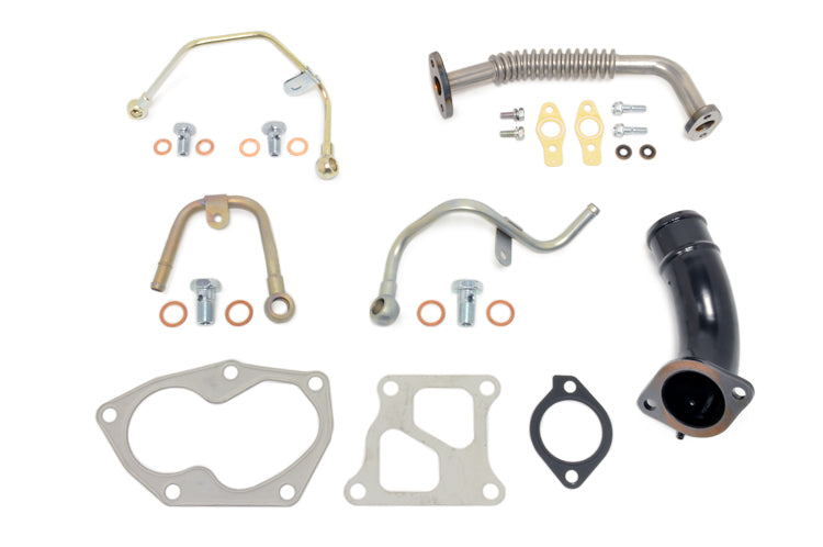 Evo 9 Turbo Install Kit