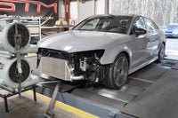 Audi RS3 Intercooler Testing on STM Dyno - Upgraded
