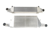 Audi RS3 Intercooler Stock vs STM