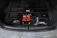 Audi RS3 Lightweight Battery Kit Installed Trunk