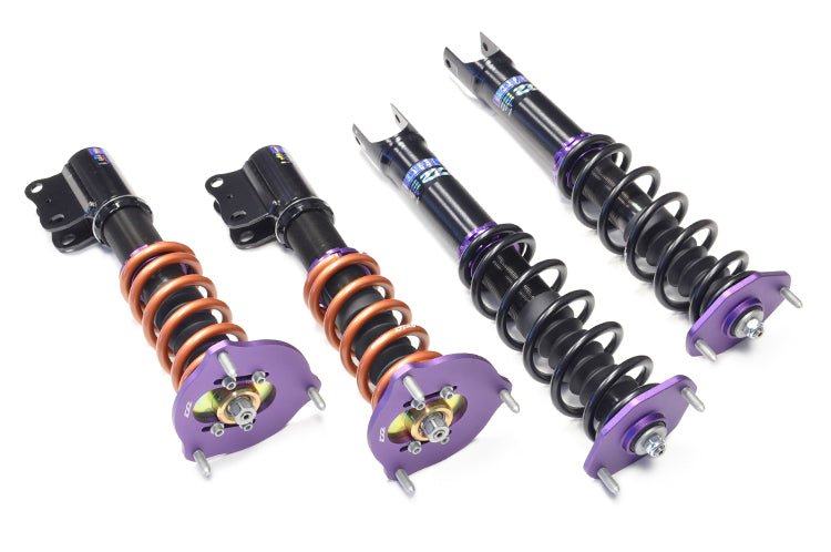 STM-Spec D2/Swift Drag Racing Coilovers - Evo 7/8/9
