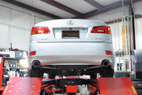 Lexus IS250/IS350 Exhaust Installed