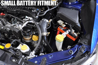 STM 2015-2017 Subaru WRX FMIC Install with Small Battery