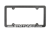 STM Tuned License Plate Frame