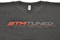 (Front) STM Tuned T-Shirt Performance | Tuning | Fabrication