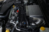 STM Top Mount Intercooler Installed on 2018 Subaru WRX
