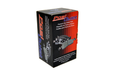 StopTech R8/Gallardo Posi-Quiet Semi-Metallic Brake Pads