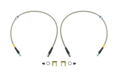 StopTech Stainless Brake Lines for BMW M2/M3/M4