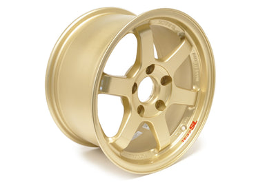 Volk TE37 SL Gold Wheels