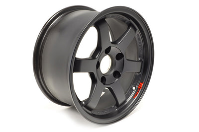 Volk TE37 SL Satin Black Set of 4 Wheels (15x8+32 5x114.3)
