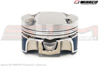 Wiseco 6-Bolt DSM 1400HD Pistons (88mm Stroke for 150mm Rods)