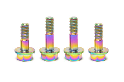 Zaklee Titanium Cam Gear Cover Bolt Kit for Evo 4-9