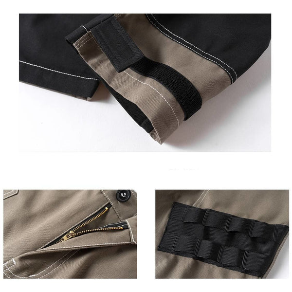 EDR-0271 Color Block Pants