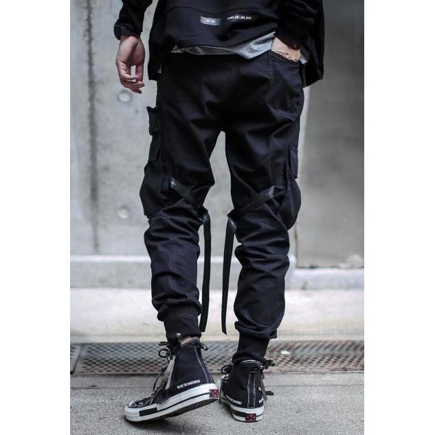 Tactical Cargo Pants - Aesthetic Homage
