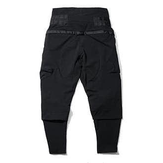 Multi-layer Cargo Pants - Aesthetic Homage  | Techwear | Noragi | Lhamo | Men's Kimono