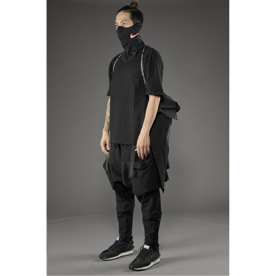 PT-1928 Assault Jacket - Aesthetic Homage  | Techwear | Noragi | Lhamo | Men's Kimono