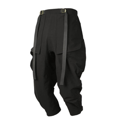 Drop Crotch City Pants - Aesthetic Homage | Noragi | Lhamo