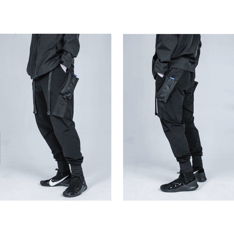 SJK-177 Tactical Pants - Aesthetic Homage  | Techwear | Noragi | Lhamo | Men's Kimono