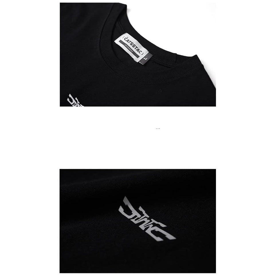 Butterfly Effect Reflective Tee