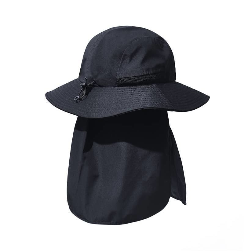 Waterproof Fisherman Cap - Aesthetic Homage  | Techwear | Noragi | Lhamo | Men's Kimono