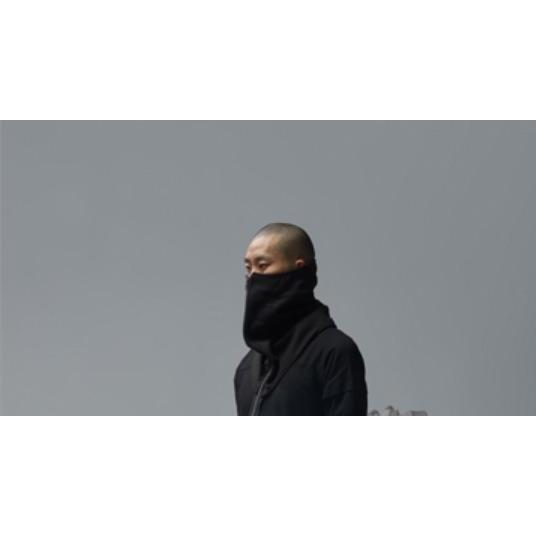 City Tech Mask - Aesthetic Homage  | Techwear | Noragi | Lhamo | Men's Kimono