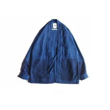 Two-tone Indigo Noragi