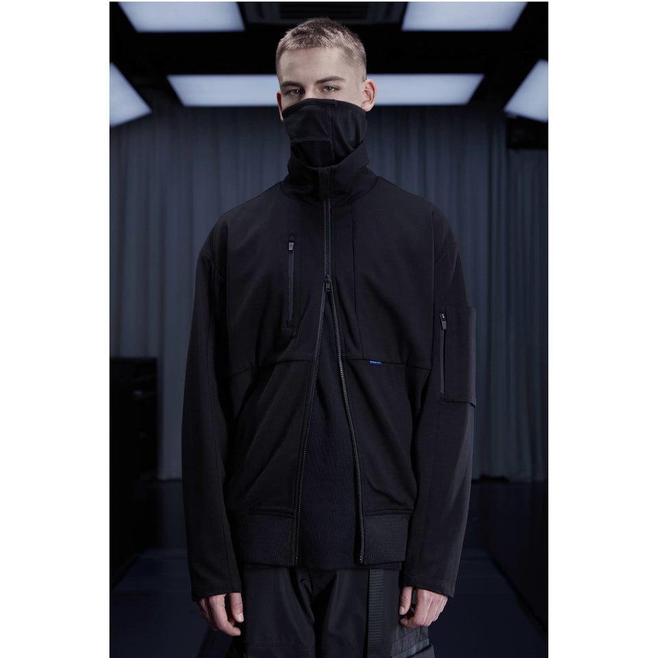 RL-65 Turtleneck Jacket - Aesthetic Homage  | Techwear | Noragi | Lhamo | Men's Kimono