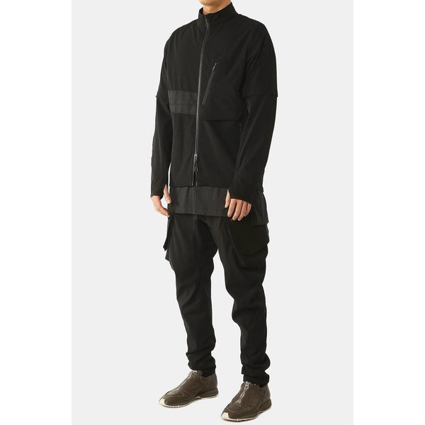 NS-08 Tactical Pants - Aesthetic Homage  | Techwear | Noragi | Lhamo | Men's Kimono