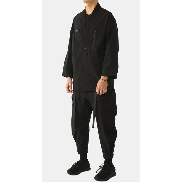 Drop Crotch City Pants - Aesthetic Homage  | Techwear | Noragi | Lhamo | Men's Kimono